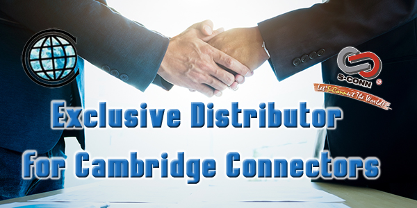 Exclusive Distributor for Cambridge Connectors