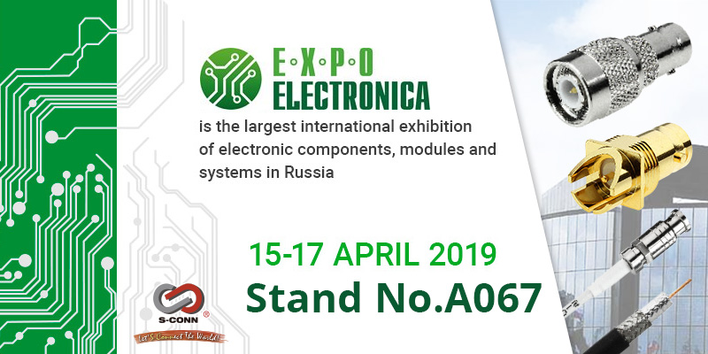Expo Electronica Moscow 2019