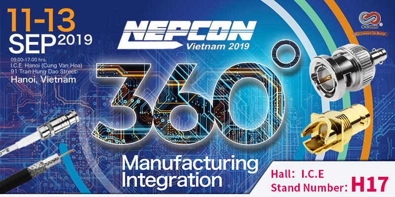 Nepcon Vietnam 2019