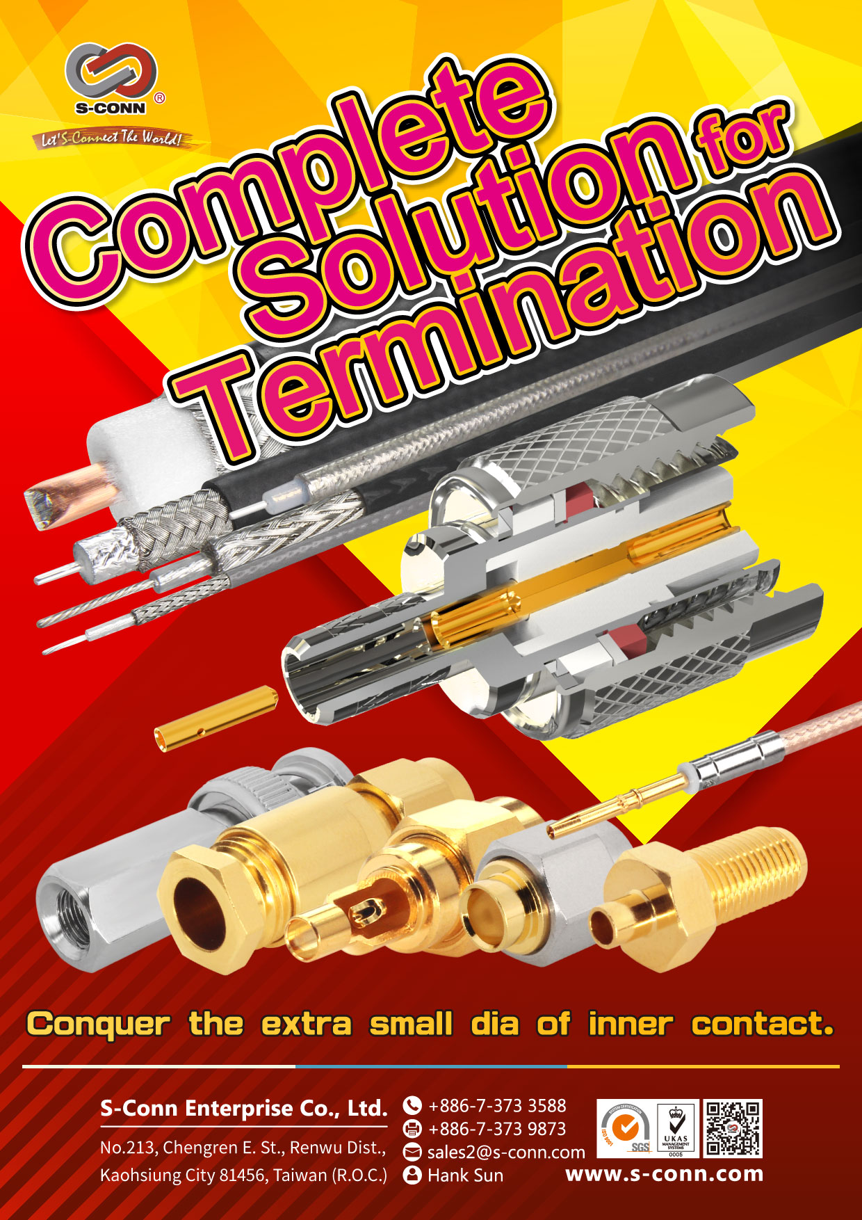 Complete Solution for Termination