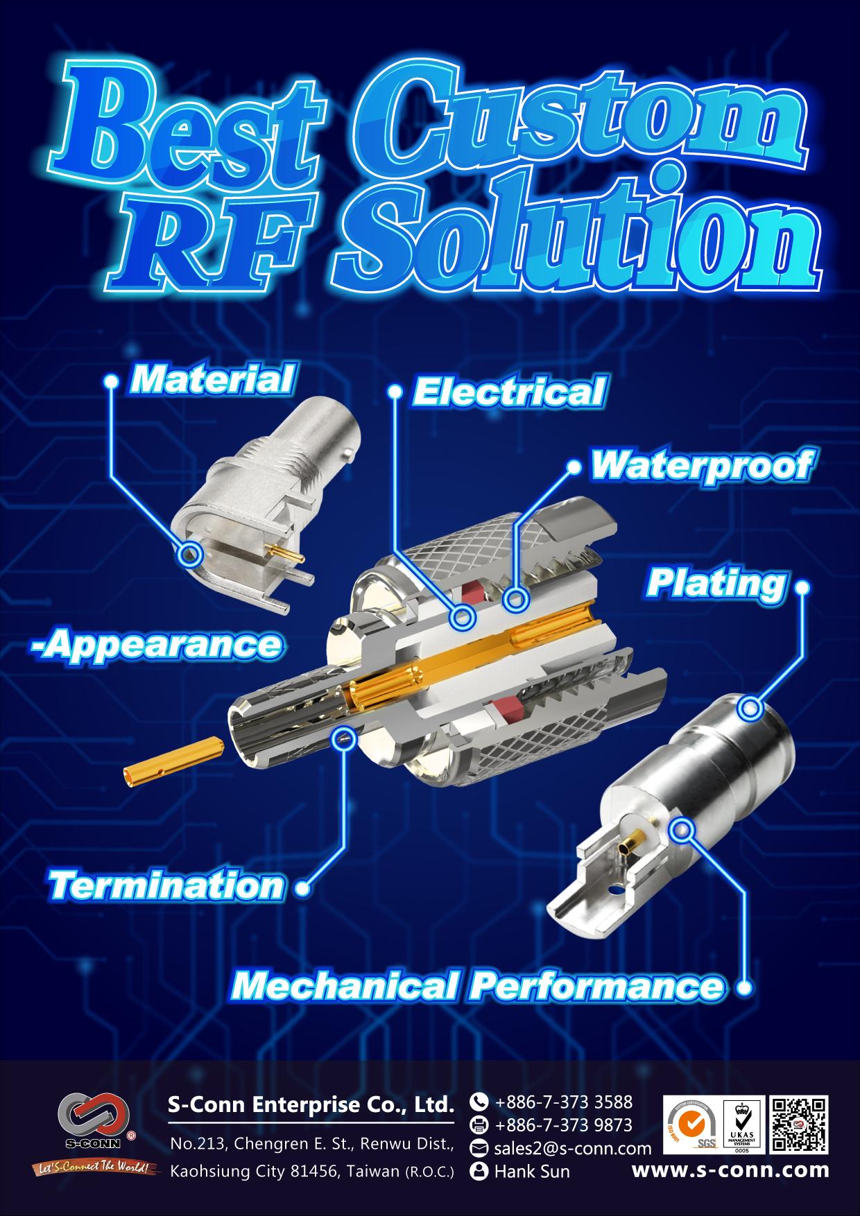 Best Custom RF Solution