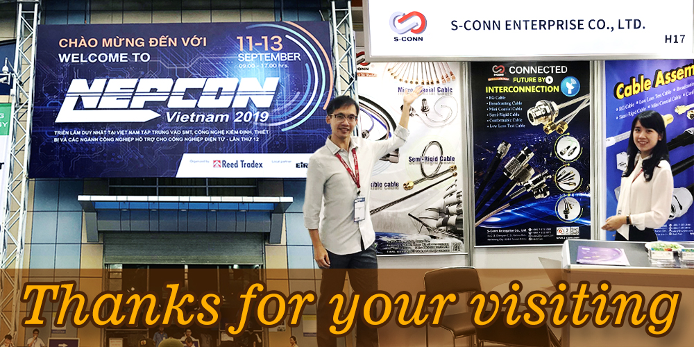 2019 Nepcon Vietnam : Thanks for your visiting.