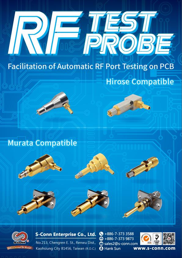 RF Test Probe